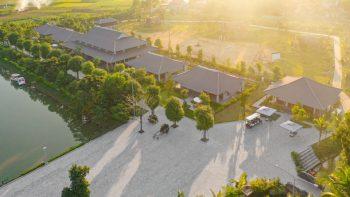 Yen Trung tourist village