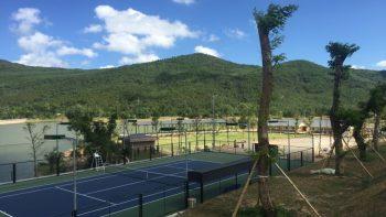 Sân tennis (Tổ hợp thể thao)